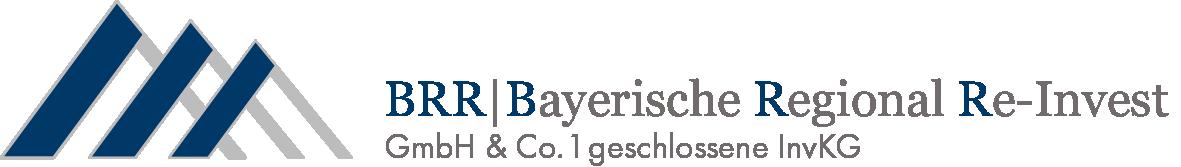 BRR Bayerische Regional Re-Invest GmbH & Co. 1 geschlossene InvKG