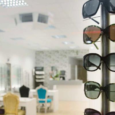 Einzelhandel Arber Center Geschäftshaus Bodenmais Optik Steffi Graf - Fonds & Vermögen Verwaltungs GmbH