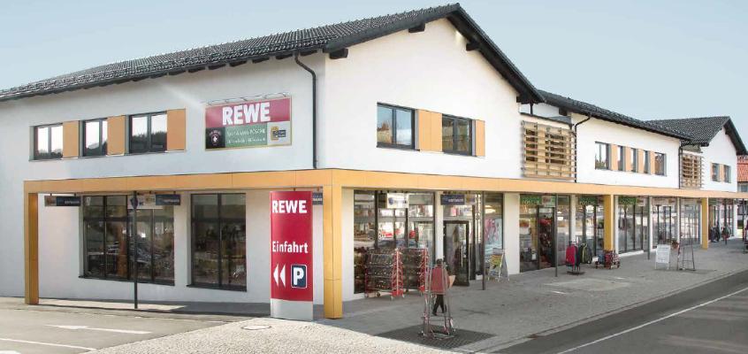 Steuerbegünstigte Re-Investition nach §§ 6b,c EStG - Arber Center Geschäftshaus Bodenmais Immobilie