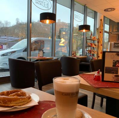 Steuerbegünstigte Re-Investition nach §§ 6b,c EStG - Immobilie Kallmünz Cafe