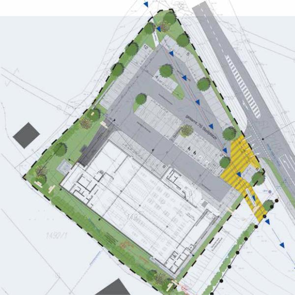 Immobilien Netto Marken-Discount Einzelhandel Kallmünz Planung - Fonds & Vermögen Verwaltungs GmbH