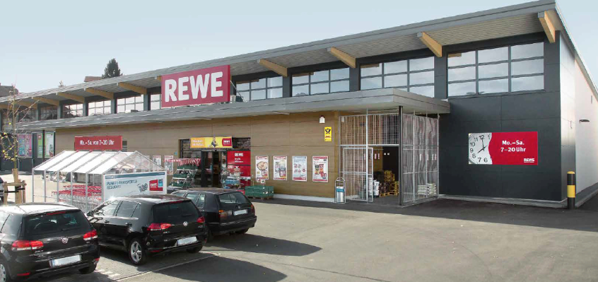 Immobilie Arber Center Bodenmais Rewe Fonds & Vermögen Verwaltungs GmbH